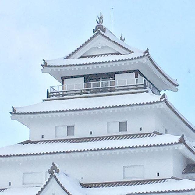 テスト投稿です。#会津若松 #鶴ヶ城